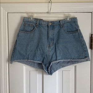 PrettyLittleThing High Waisted Shorts